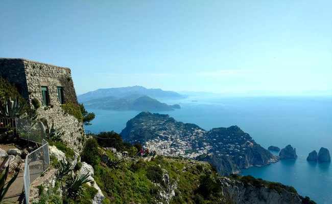 Best Time to Visit Capri Italy