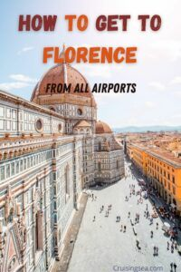 How to get to Florence