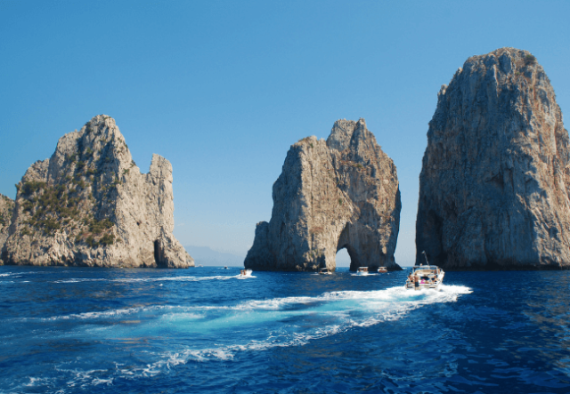 Best Beaches in Capri Italy