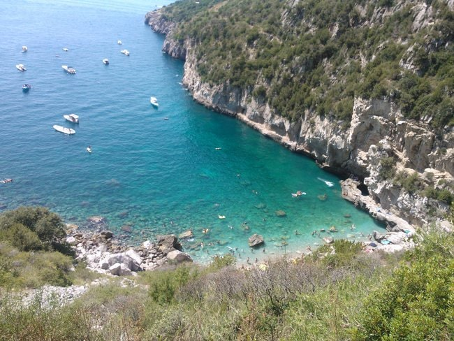 Boat Excursion to Capri Island: Small Group from Sorrento